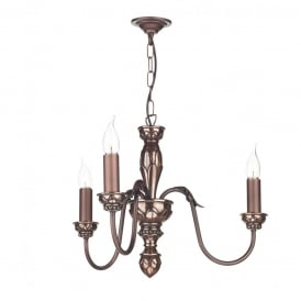 OXFORD copper ceiling pendant light 3lt. David Hunt ...  sc 1 st  Designer Lighting Company & David Hunt Lighting azcodes.com